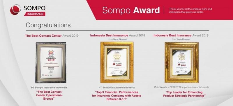 News Pt Sompo Insurance Indonesia